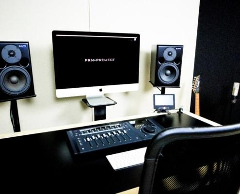 PRM Project studio IV